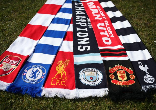 Six Premier League clubs have signed up to the ESL