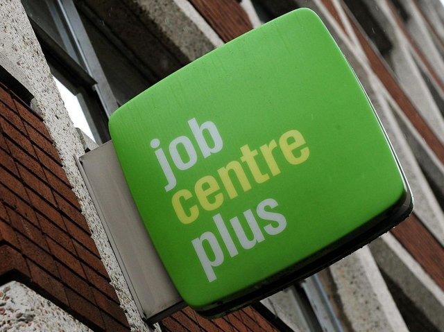 Unemployment was marginally down nationally on last month, but the numbers claiming benefits in Lancashire is up on last year
