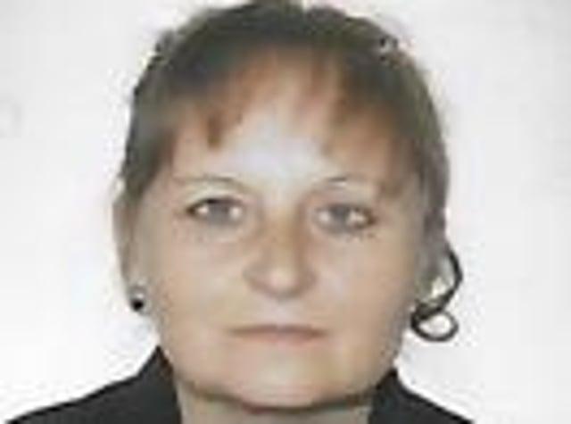 Russian author Liudmila Lazarus.