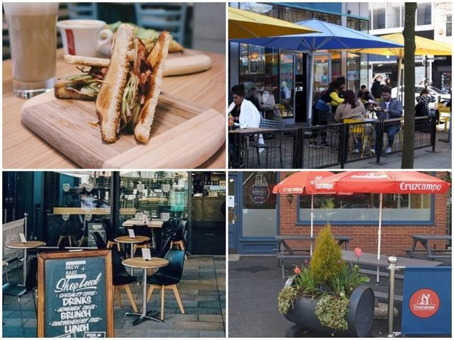 7 of the best places to have brunch in Preston outdoors as the weather improves
