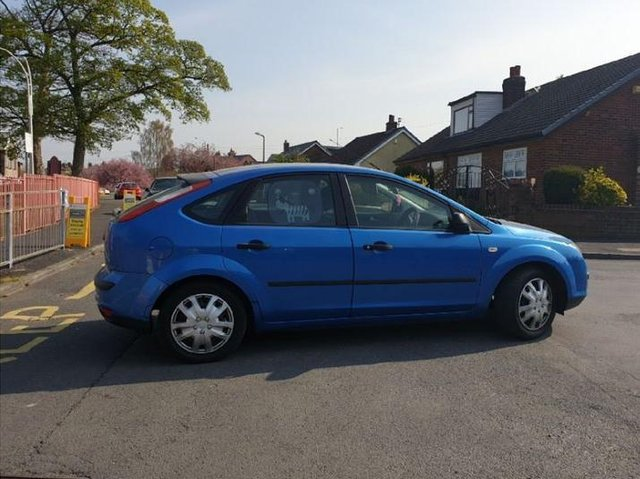 Police seized the car this morning (Tuesday, April 20) after a 35-year-old woman was caught driving without a licence or insurance whilst dropping her children off at Gillibrand Primary School in Grosvenor Road, Chorley