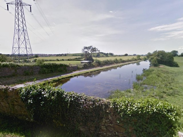 Two fire engines from Morecambe and Lancaster attended the scene in Folly Lane. (Credit: Google)