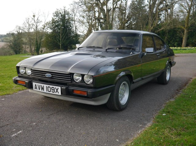 The highly-sought after 2.8i version was once the personal UK car of Henry Ford II up until 1983.