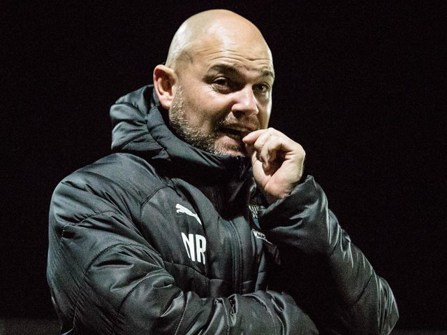 Neil Reynolds believes VAR is ruining football (photo: Ruth Hornby)