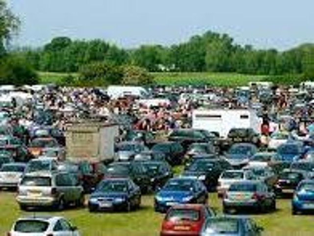 Elaine's car boot was a popular Sunday destination for bargain hunters from across Lancashire