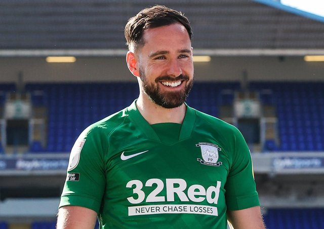 Greg Cunningham has signed a new two-year contract with PNE