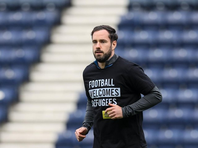 Greg Cunningham has signed a new two-year contract with Preston North End