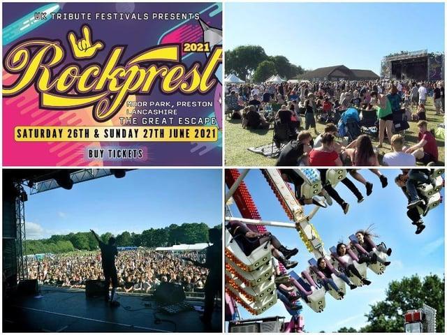 Rockprest is back for 2021.