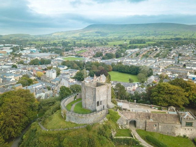 Clitheroe Castle and Pendle Hill are just two of Ribble Valley's many attractions.