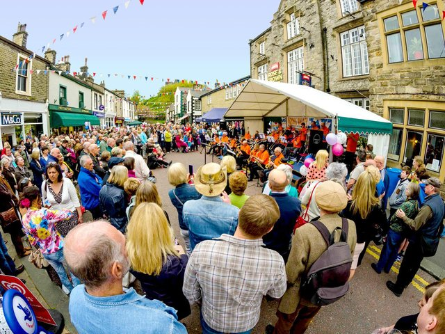 Ribble Valley Jazz and Blues Festival