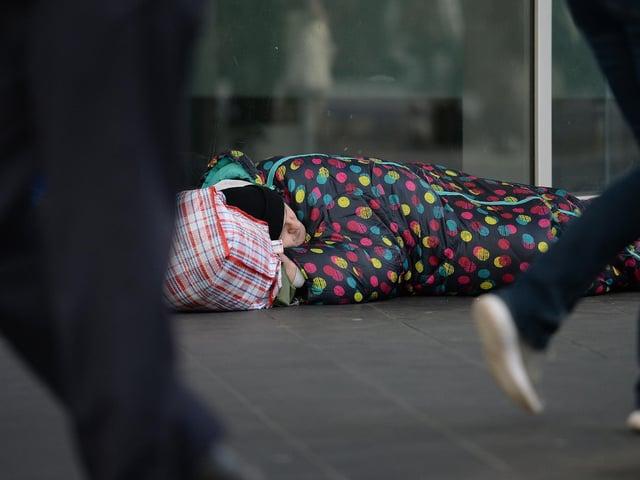 Hundreds of Preston households homeless or at risk