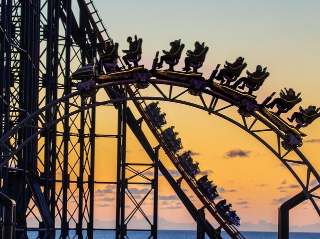 Late night riding returns at Blackpool Pleasure Beach