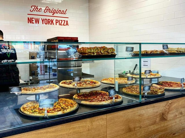 The new pizzeria is the latest UK branch of New York-based Sbarro, and will open in the Euro Garages petrol station in Matrix Way, off Dawson Lane, Buckshaw Village. Pic: Sbarro