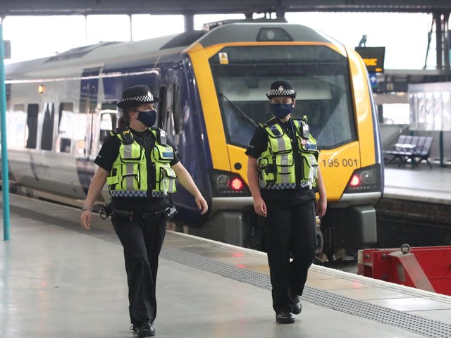 Surge in coronavirus fines issued by Lancashire Constabulary