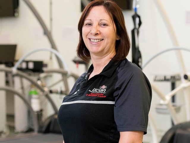 Soon to be Dr, April Melia, 56, went back to university in later life and will now teach free taster courses at UCLan to help others do the same.
