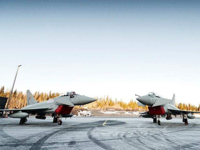 The Eurofighter