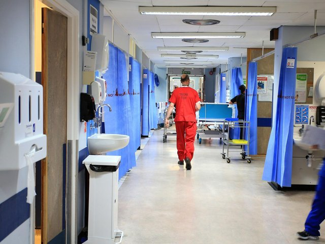 Almost 10,000 working days lost due to Covid-19 at Lancashire Teaching Hospitals Trust