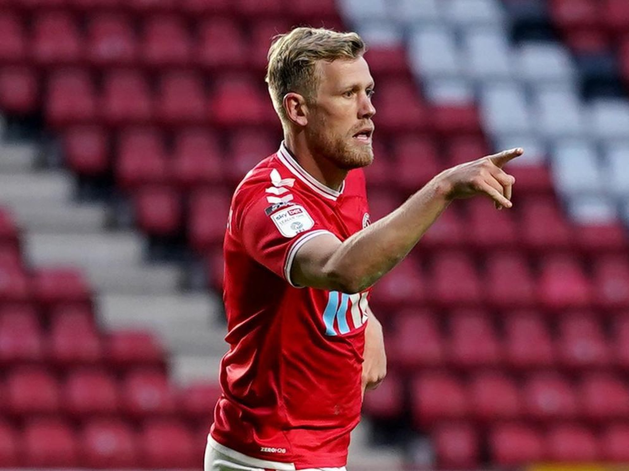 Preston striker Jayden Stockley has rediscovered his goalscoring touch on loan at Charlton