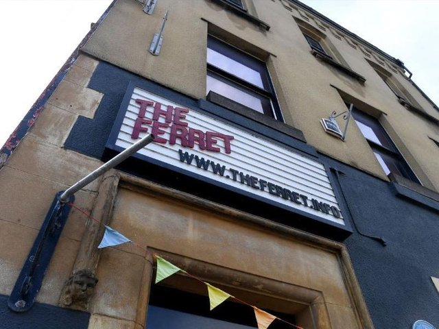 The Ferret and The Continental are among the venues given an grant by the arts council last year