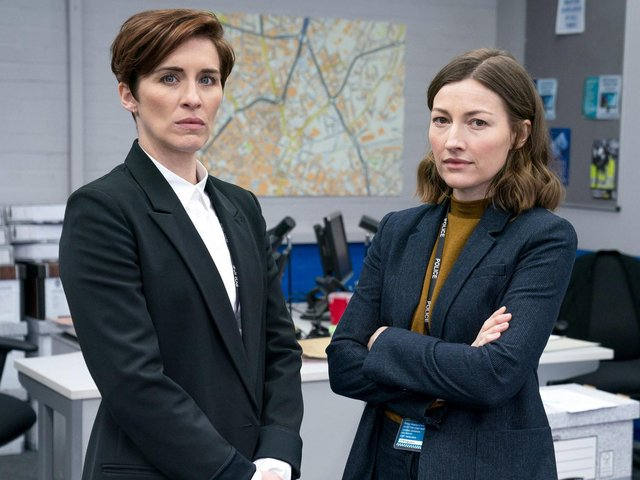 DI Kate Fleming (Vicky McClure) and DCI Jo Davidson (Kelly Macdonald) were at the centre of Line of Duty