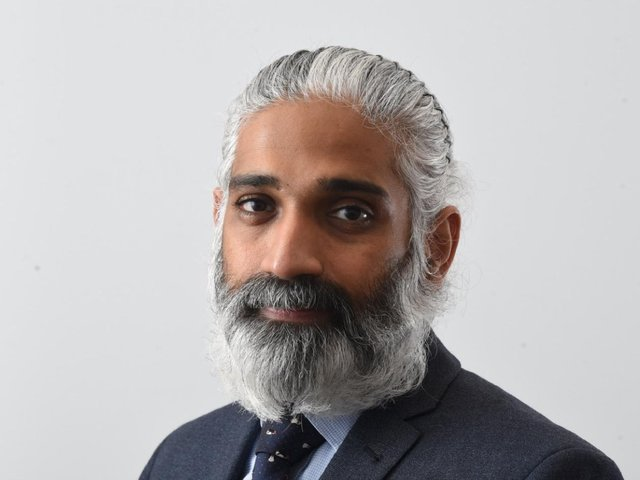 """Dr Sakthi Karunanithi, director of public health for Lancashire County Council, said it is """"vital"""" that everyone within the college community gets tested for Covid-19 """"as soon as possible"""""""