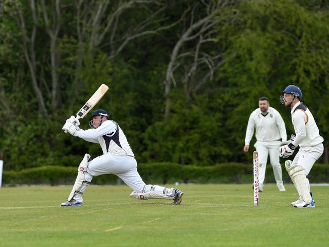Match action from last weekend's game between Vernon Carus and South Shore in the Palace Shield