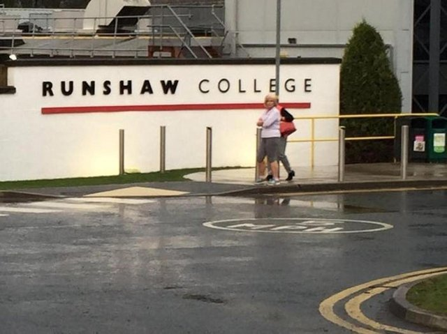Runshaw College in Leyland has closed for 10 days due to an outbreak of Covid-19 on campus