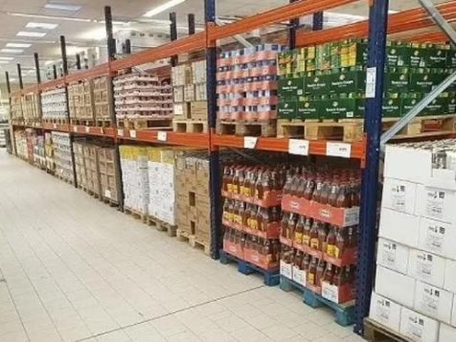 No frills at Russia's answer to Lidl