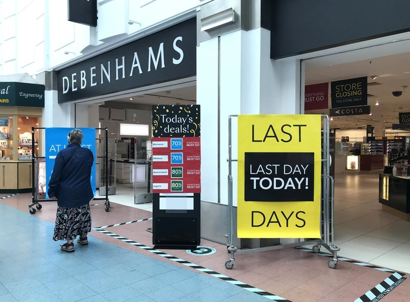 The company announced a £491 million pre-tax loss in 2018 and by April of 2019, the retail giant entered administration and delisted from the stock market. It undertook a major restructuring, but went into liquidation in 2020.
