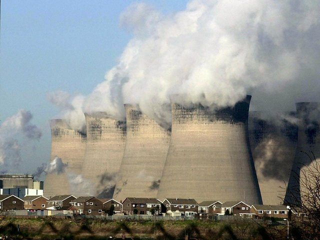 Air pollution has fallen in Preston