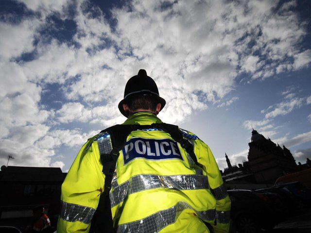Police are warning residents about eating unsafe meat