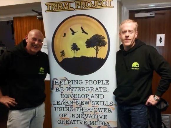 Paul Seddon (left) and Ian Edmondson, co-founders of Tribal Project (image credit: Tribal Project YouTube)