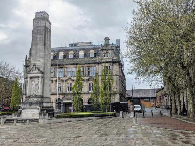 Preston will see cloudy conditions and heavy rain this weekend. PHOTO: Tony Worrall Photography