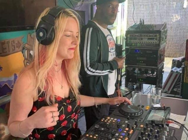 Jadie has relied on music to get her back on track
