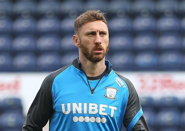 Louis Moult has been released by PNE