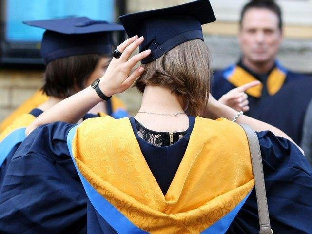 Edge Hill intends to run graduation ceremonies this summer for both 2020 and 2021 graduates.