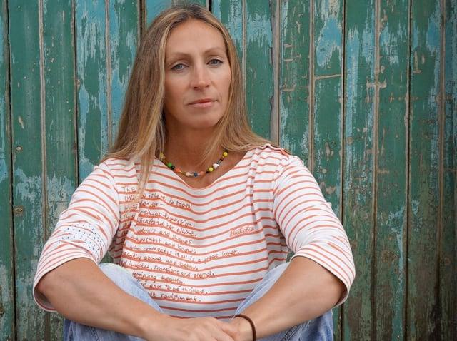 Justine Aldersey-Williams ofThe Wild Dyery