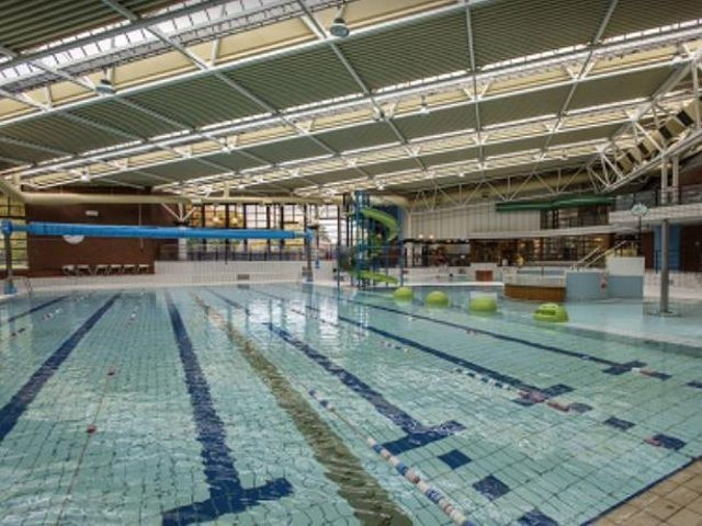 All Seasons Leisure Centre pool in  Chorley