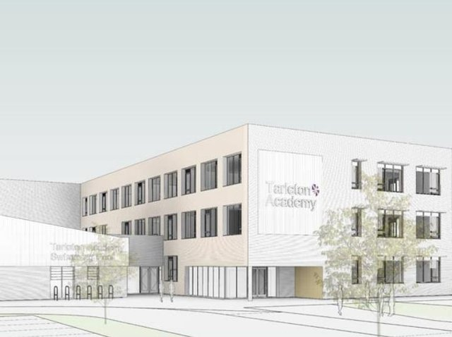 How the new Tarleton Academy could look (Image: Tarleton Academy)