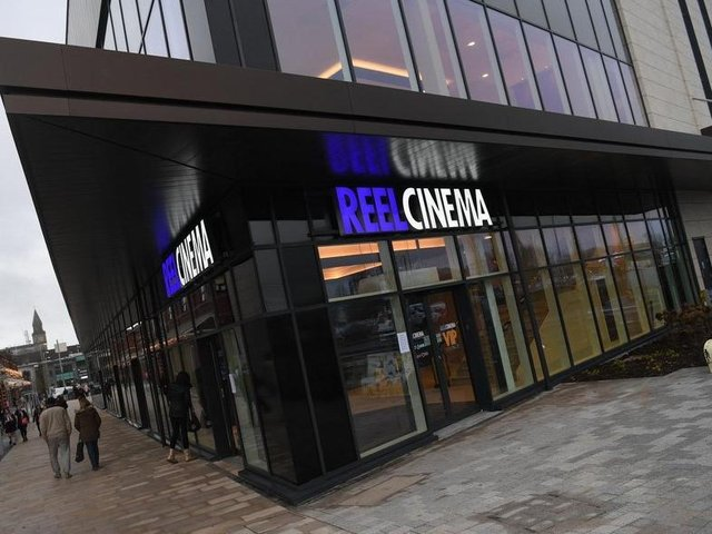 Reel Cinema at Chorley's new Market Walk extension is now back open following lockdown