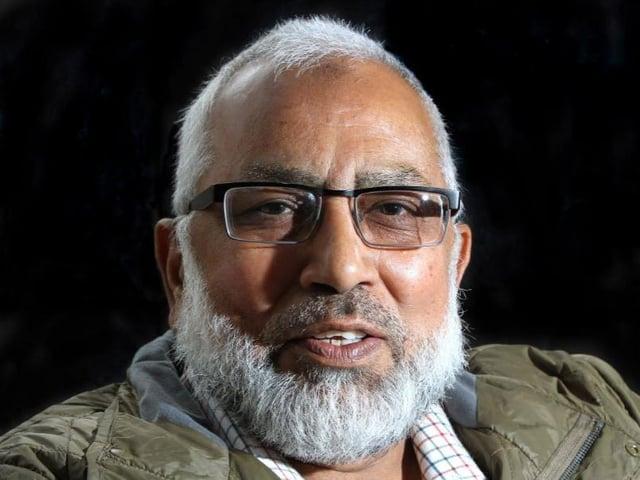 Councillor Javed Iqbal is Preston's 693rd Mayor
