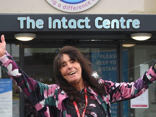 Denise Hartley MBE, Chief Executive Officer at Intact is excited about the new funding
