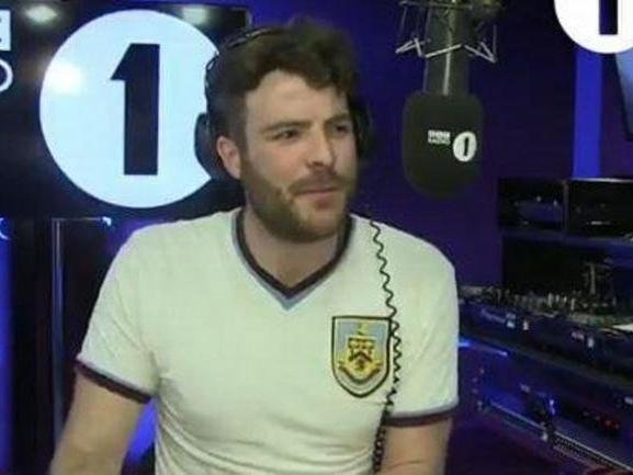 Radio 1 DJ Jordan North who has done a video to promote a virtual careers fair in Lancashire