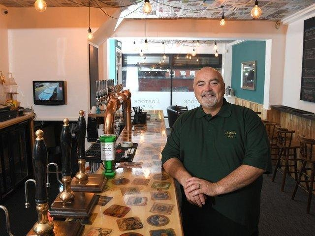 Raymond Mclaughlin, owner of the Lostock Ale micropub in Hope Terrace, has confirmed that a test result has come back positive and the pub will remain shut until Thursday, June 3
