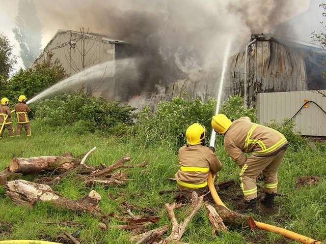 Lancashire Fire and Rescue Service is looking to recruit 48 on-call firefighters throughout June