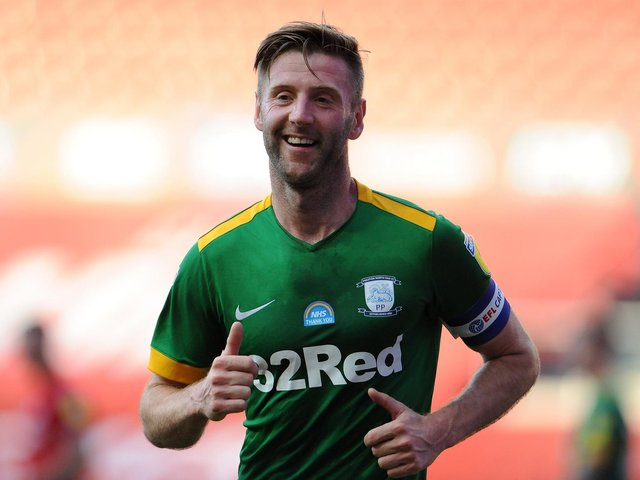 Paul Gallagher has joined Preston's coaching set-up