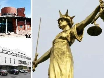Lancashire's courts