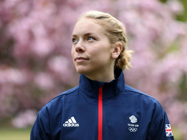 Anna Hopkin (photo:GettyImages)