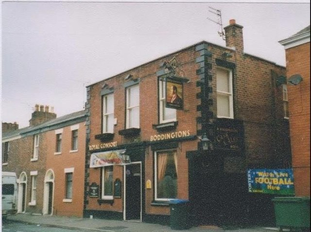 The Royal Consort has been serving ale in Meadow Street for around 170 years.
