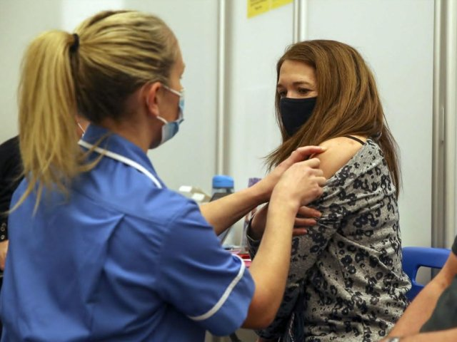 Seven million doses have been administered in the north west